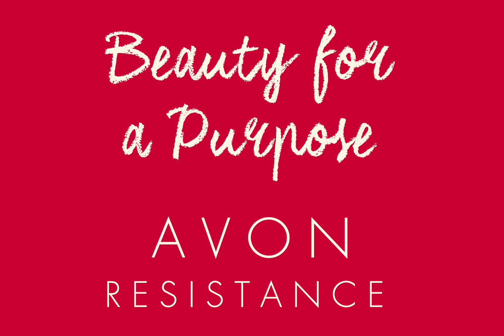 Join the Resistance at Avon